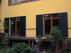 Basisrahmen Fensterladen BR 10