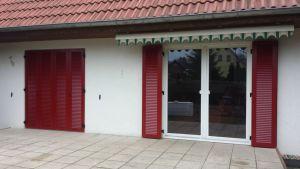 Basisrahmen Fensterladen BR 21