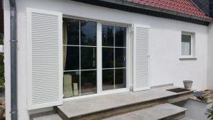 Basisrahmen Fensterladen BR 23