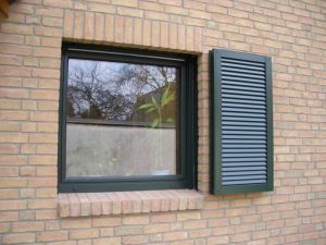 Feste Montage Fensterladen FM 01