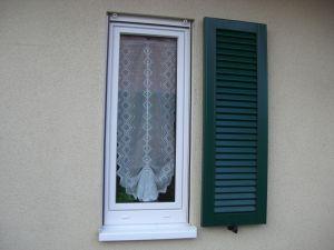 Feste Montage Fensterladen FM 02