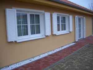 Grundrahmen Fensterladen GR 01