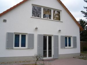 Grundrahmen Fensterladen GR 06