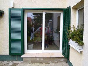 Zargenladen Fensterladen ZL 07