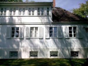 Grundrahmen Fensterladen GR 26