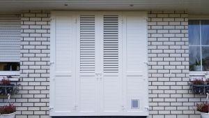 Basisrahmen Fensterladen BR 45