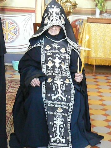 Схимонахиня Анна (Клавдия Федоровна Лебедева, 23.01.1923-28.01.2015 гг.)