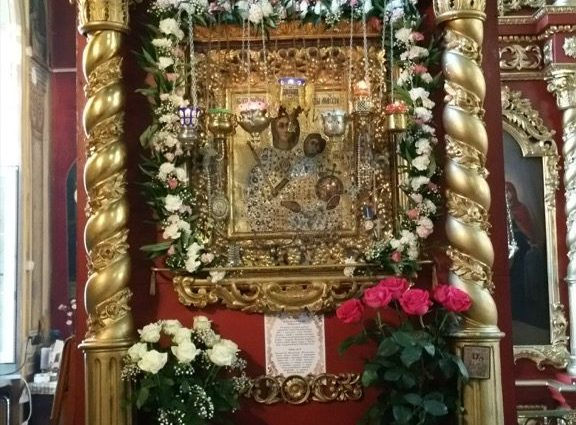 """Праздник в честь чудотворного образа Божией Матери """"Ломовская"""""""