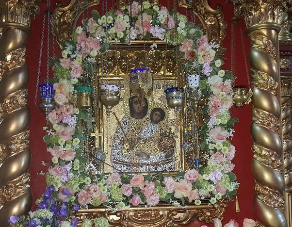 """Праздник """"Ломовской"""" Иконы Богородицы"""