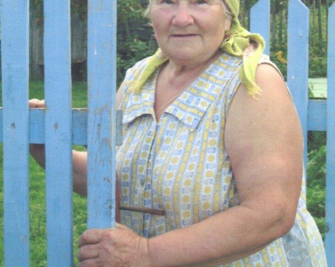 Клавдия Михайловна Кучерова (2.04.1932 - 19.06.2015)