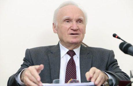 А.И. Осипов: О причинах событий 100-летней давности
