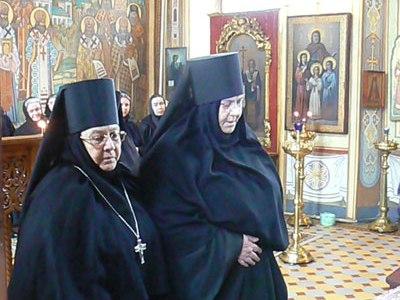 Инокиня Тавифа (Максименко Татиана Гавриловна, 27.06.1946-15.07.2011)