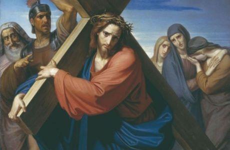 Поучение святителя Игнатия (Брянчанинова) в третью неделю Великого поста. О крестоношении