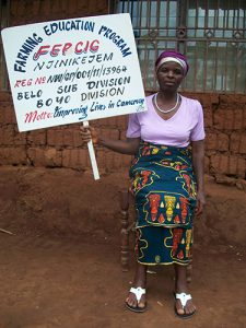 Musi Irene has lost 5 of her 8 children, diagnosed as a HIGH BLOOD PATIENT in Mbingo Baptist Hospital. She needs support in order to be buying her drugs.