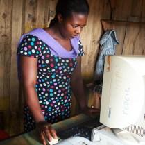 Mrs Nkwain Confidence - FEPCIG (NGO) SecretaryFepcig - NGO