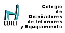 Logo Colegio de Diseñadores de Interiores