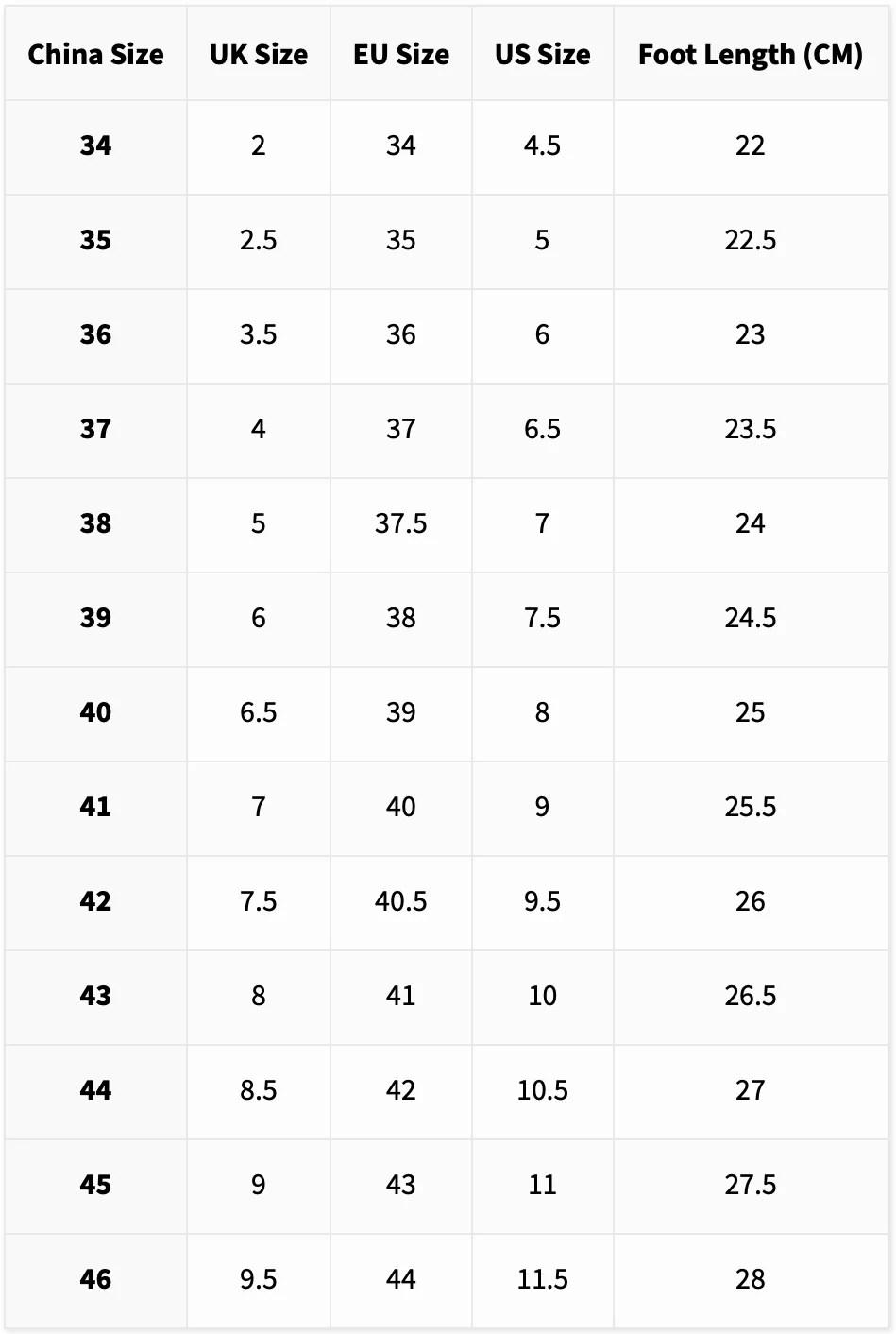 Ferago_Shoe_Size_Chart