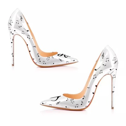 The Ferago Canta Pumps 3