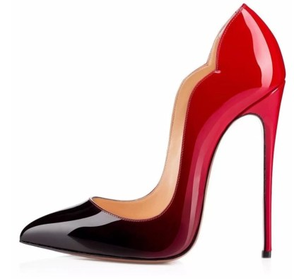 The Ferago Celine Pumps New 10