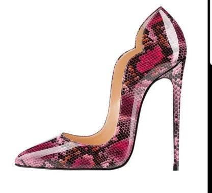 The Ferago Celine Pumps New 8