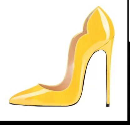 The Ferago Celine Pumps New 9