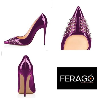 The Ferago Pandora Pumps 1