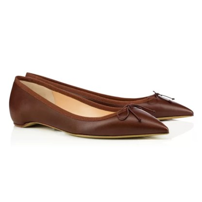 The Ferago BowTie Loafers 2