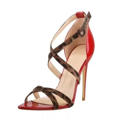 The Ferago CrissCross Sandals 2
