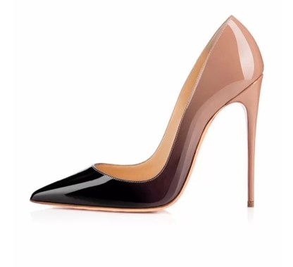 The Ferago Faded Pumps 1