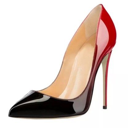 The Ferago Faded Pumps 13
