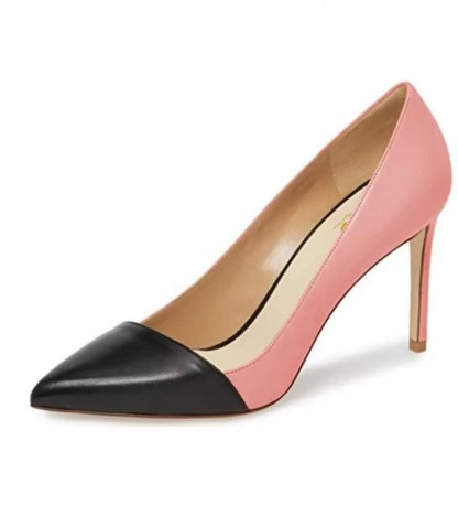 The Ferago Patchwork Pumps 2