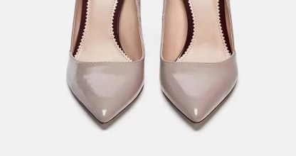 The Ferago Pointed Toe Pumps 4