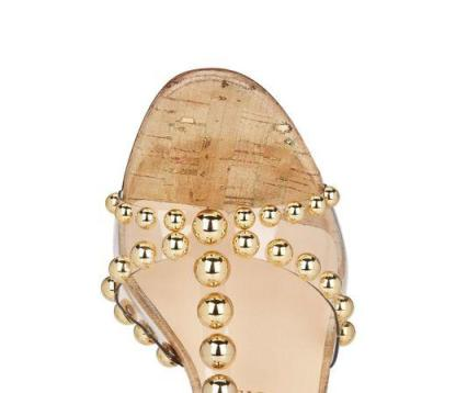 The Ferago Sprinkled Sandals 5