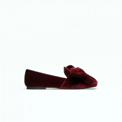 The Ferago Velvet Loafers 1