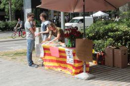 Sant jordi. Eventos Barcelona. Fiestas Barcelona. Eventos gratis Barcelona