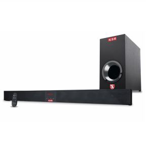 Barra De Sonido Con Woofer Ksr Sound Bar KBS-3080
