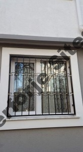 ferforje pencere demirleri