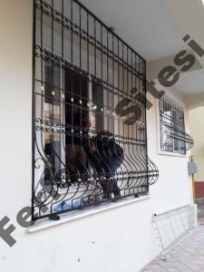 ferforje pencere korkuluk fiyatları
