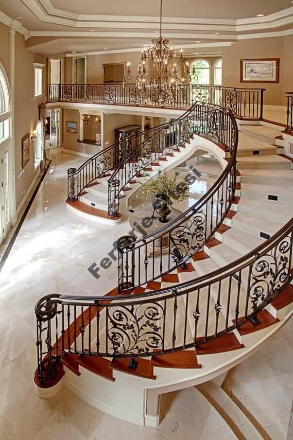 Ferforje merdiven fyatları