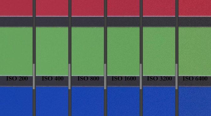 La ventaja del ISO automático