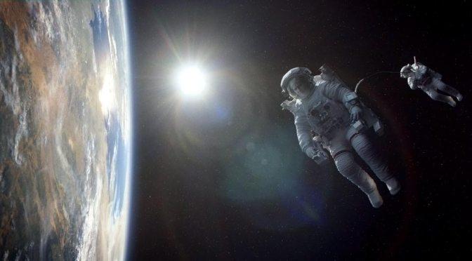Sobre la fotografía de Gravity