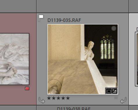 Clasificar fotografías con Adobe Lightroom