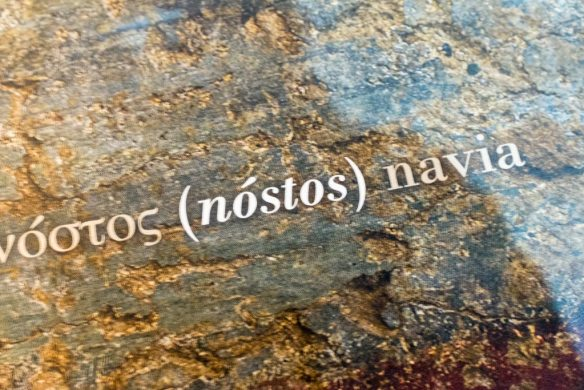 Nóstos de José Manuel Navia