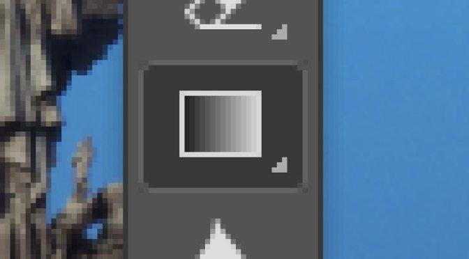 Herramientas fotográficas de Photoshop: Degradado