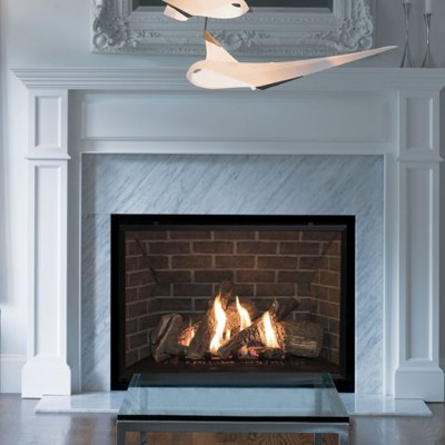 Valor H6, Gas, Zero Clearance Fireplace
