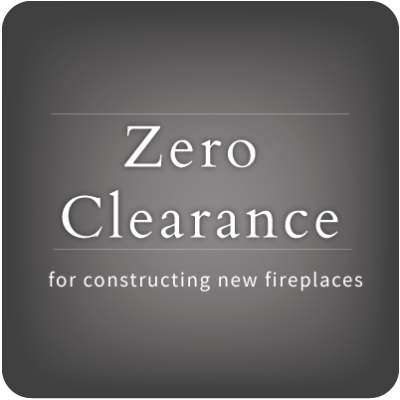 Zero Clearance Wood Fireplaces