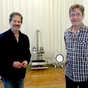 Composer James Horner visits Ferguson Hill
