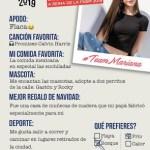 candidatas fnsm 2019