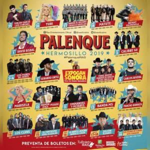 Palenque Hermosillo 2019