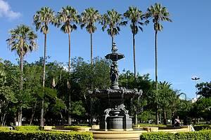 Parque da Redenção: Ponto de encontro de moradores e turistas